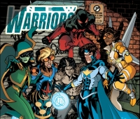 New Warriors será la nueva serie Marvel en Freeform